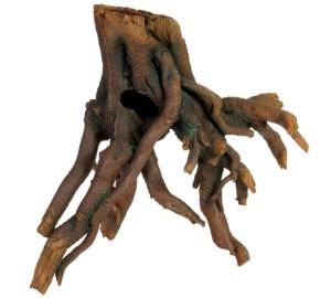 Корневая древесина
