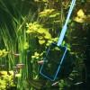 Ловля и пересадка аквариумных рыбок