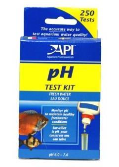 Уровень pH воды в аквариуме