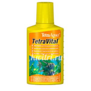 витамины для аквариумных и прудовых рыб